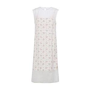 Calvin Klein Jeans Kokteilové šaty 'DENISHA' krémová vyobraziť