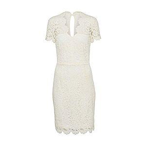 SET Kokteilové šaty biela vyobraziť