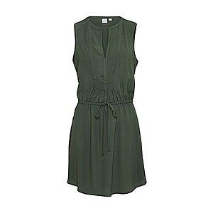 GAP Letné šaty 'SL BIB SOLIDS' zelená vyobraziť