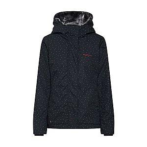Mazine Zimná bunda čierna vyobraziť