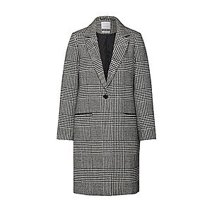 GREYSTONE Prechodný kabát sivá / biela vyobraziť