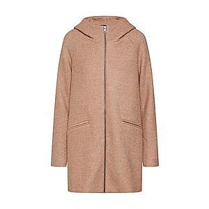 ONLY Zimný kabát 'lANEMONE' svetlohnedá vyobraziť