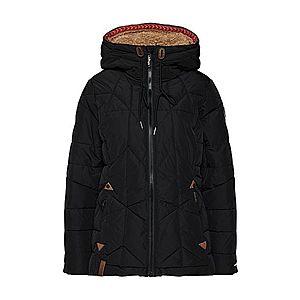 Khujo Zimná bunda 'ELENORA' čierna vyobraziť