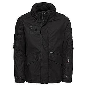 Khujo Zimná bunda 'OMOR' čierna vyobraziť
