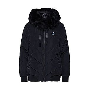 Khujo Zimná bunda 'CIWANA WITH DET. HOOD' čierna vyobraziť