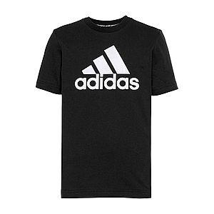 ADIDAS PERFORMANCE Funkčné tričko 'Must Have Badge of Sport' čierna / biela vyobraziť