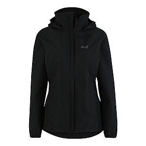 JACK WOLFSKIN Outdoorová bunda 'STORMY POINT' čierna vyobraziť