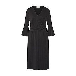 JUST FEMALE Šaty čierna vyobraziť