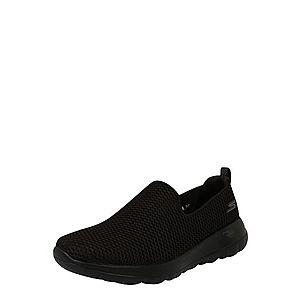 SKECHERS Slip-on obuv 'GO WALK JOY' čierna vyobraziť