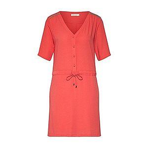 ARTLOVE Paris Šaty oranžovo červená vyobraziť