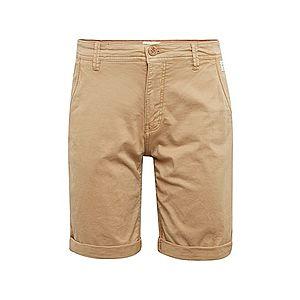 BLEND Chino nohavice béžová vyobraziť