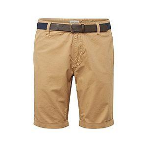 Pier One Chino nohavice 'Belted Chino Short' béžová vyobraziť