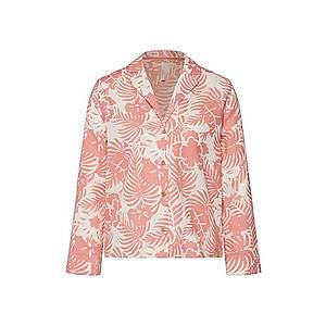 Pepe Jeans Blúzka 'JANE' ružová / biela vyobraziť