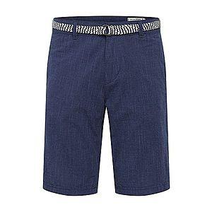 TOM TAILOR DENIM Chino nohavice námornícka modrá vyobraziť
