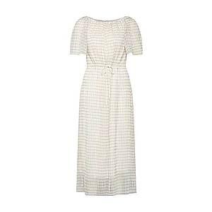 Calvin Klein Šaty 'OHIO CHK LONG PRAIRIE DRESS LS' béžová vyobraziť