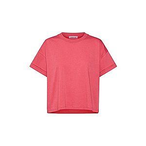 EDITED Tričko 'Selena' červené vyobraziť