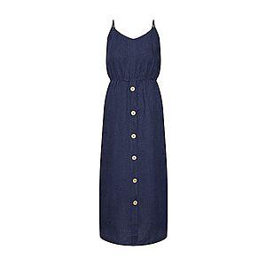BROADWAY NYC FASHION Letné šaty 'RIKO' tmavomodrá vyobraziť