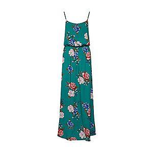 ONLY Letné šaty 'NOVA' modré / petrolejová / pastelovo červená vyobraziť