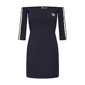 ADIDAS ORIGINALS Šaty 'SHOULDER DRESS' čierna vyobraziť
