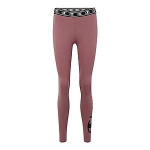 Champion Authentic Athletic Apparel Športové nohavice 'Leggings' fialová / čierna vyobraziť