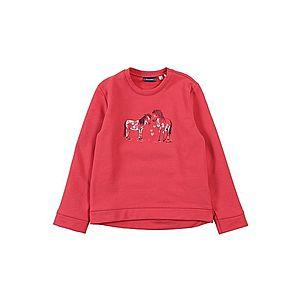 Sanetta Kidswear Mikina červené vyobraziť