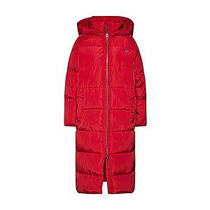 Herrlicher Zimný kabát 'LAURENA' červené vyobraziť