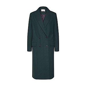 JUST FEMALE Prechodný kabát zelená vyobraziť