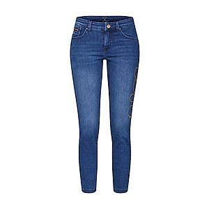 džínsová modrá/hnedá vyobraziť