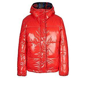 S.Oliver Zimná bunda svetločervená vyobraziť