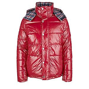 S.Oliver Zimná bunda tmavomodrá / červené vyobraziť