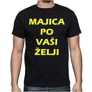Majica po vaši želji vyobraziť