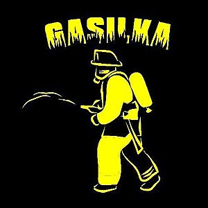 Majica gasilka vyobraziť