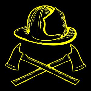 Majica ponosni gasilci vyobraziť