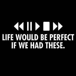 Smešna majica life would be perfect if we had these vyobraziť