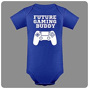 Otroški bodi future gaming buddy vyobraziť