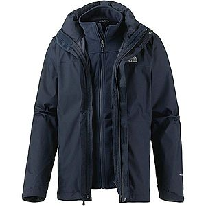 THE NORTH FACE Športová bunda námornícka modrá vyobraziť