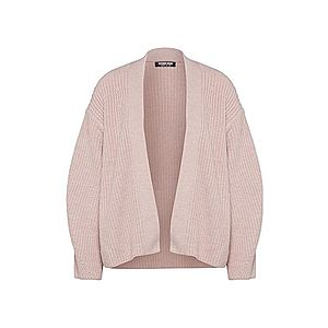 Fashion Union Kardigán 'COURGETTE' ružová vyobraziť