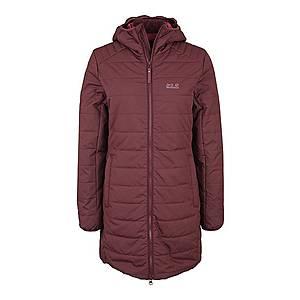 JACK WOLFSKIN Outdoorový kabát 'MARYLAND' farba lesného ovocia vyobraziť