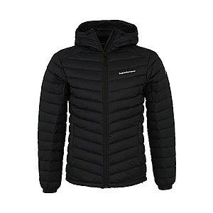 PEAK PERFORMANCE Športová bunda 'Frost' čierna / biela vyobraziť