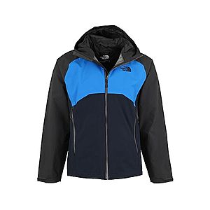 THE NORTH FACE Športová bunda 'Stratos' modré / čierna vyobraziť