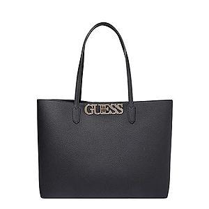 GUESS Shopper 'Uptown Chic' čierna vyobraziť