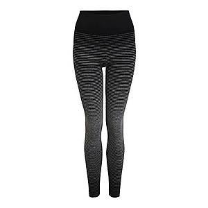 Marika Športové nohavice tmavosivá / čierna vyobraziť