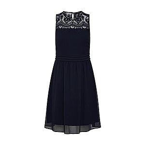VERO MODA Letné šaty tmavomodrá vyobraziť