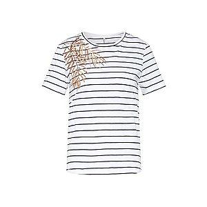 ONLY Tričko 'Kita' biela vyobraziť
