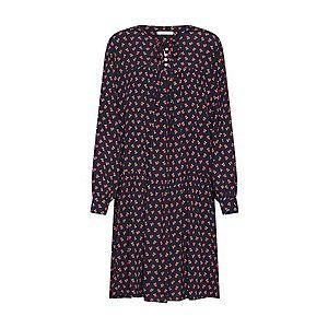 IBlues Letné šaty 'GARGANO' červené / čierna vyobraziť