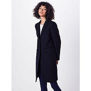 UNITED COLORS OF BENETTON Prechodný kabát čierna vyobraziť