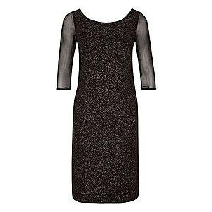 S.Oliver BLACK LABEL Šaty čierna vyobraziť