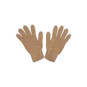 ABOUT YOU Prstové rukavice 'Nora' béžová vyobraziť