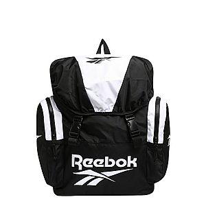 Reebok Classic Batoh 'CL Archive BP' čierna / biela vyobraziť