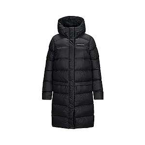 PEAK PERFORMANCE Outdoorový kabát ' FROST DC' čierna vyobraziť
